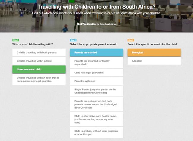 child visa checklist1