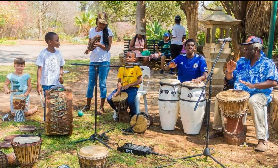 Drums of Peace, Sights and Sounds of Africa