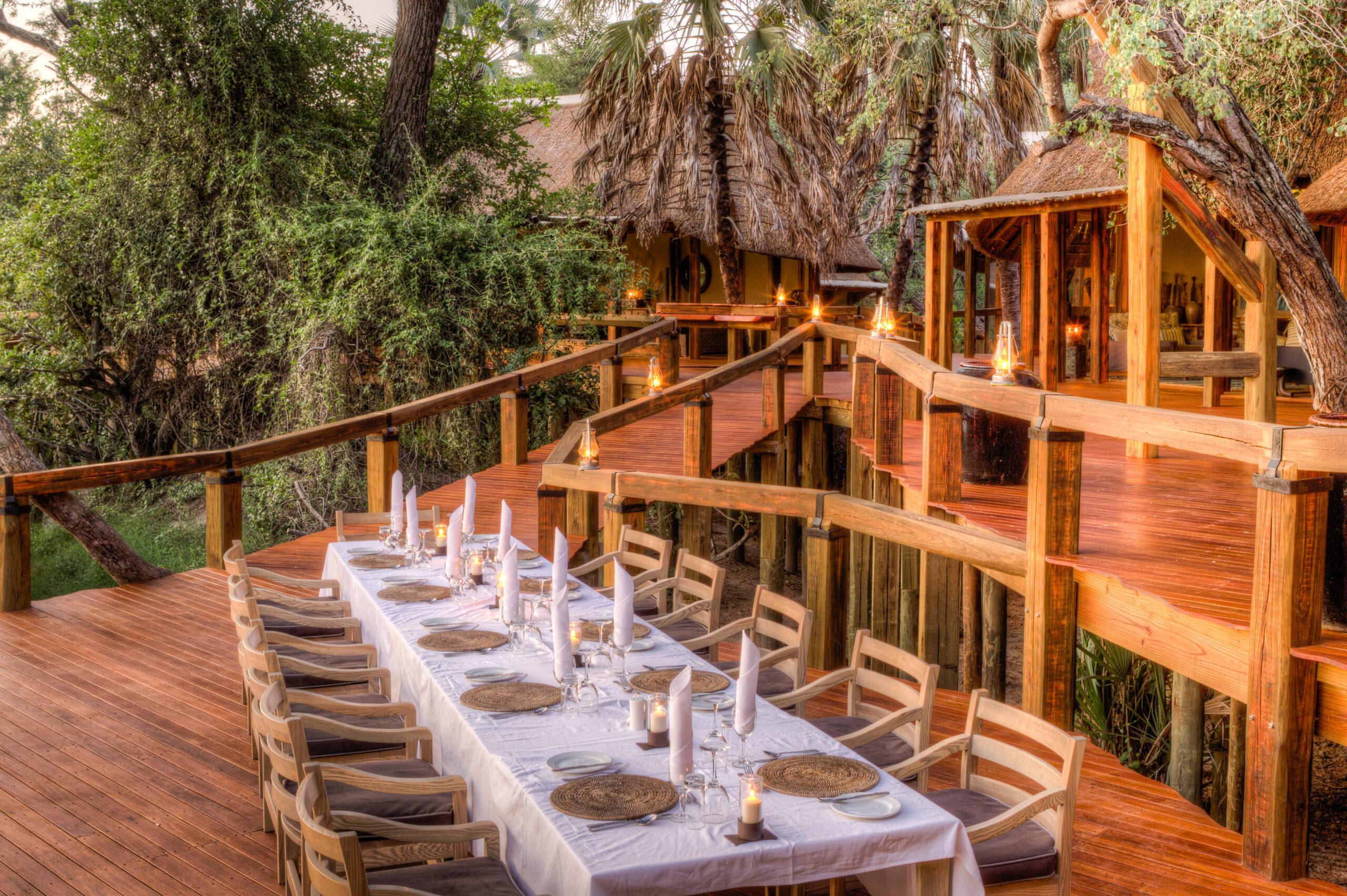 Get Lost in the Beauty of Camp Okavango