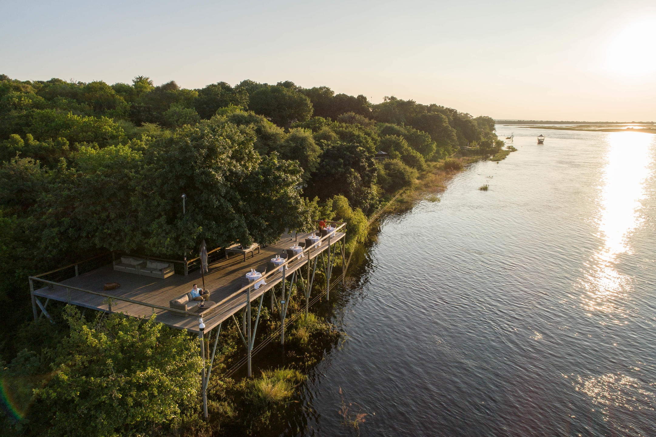 Fall in love with Chobe Game Lodge